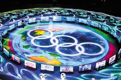 世界关注冬奥筹办的中国模式
